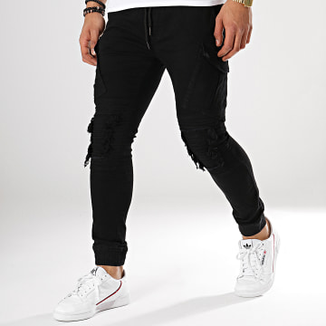 Jogger Pant P7618 Noir