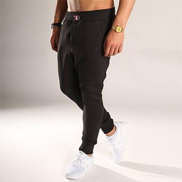 LBO - Pantalon Jogging Sarouel 125 Noir