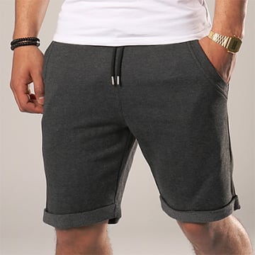 LBO - Short Jogging 120 Gris Anthracite