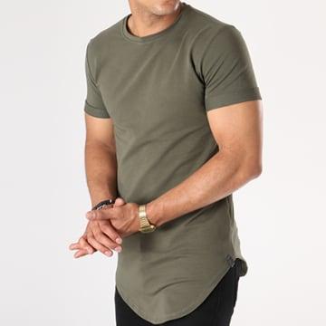 Uniplay - Tee Shirt Oversize T96 Vert Kaki