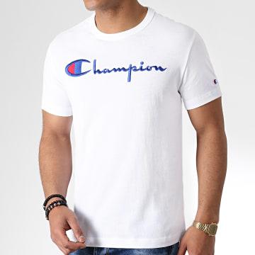Tee Shirt 210972 Blanc