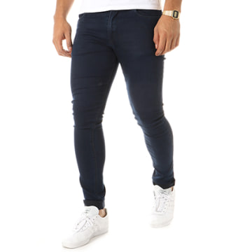 Reell Jeans - Jean Slim Radar Bleu Brut