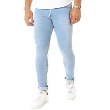 Reell Jeans - Jean Skinny Radar Bleu Wash
