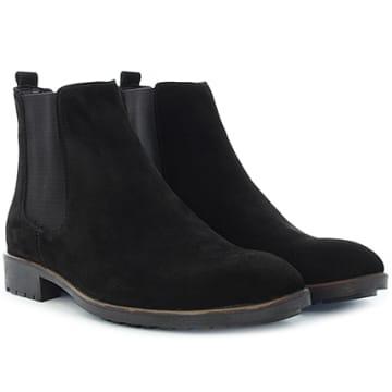 Chelsea Boots DR82 Black