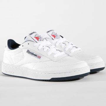 Reebok - Baskets Club 85 AR0457 White Navy