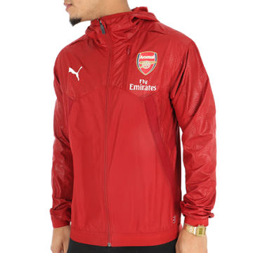 Coupe-Vent Thermo Arsenal 753336 Rouge Brique