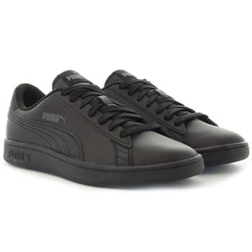 Puma - Baskets Smash V2 L 365215 06 Black