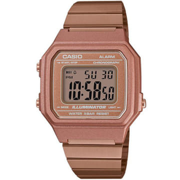 Casio - Montre Collection B650WC-5AEF Rose