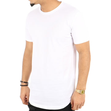 Tee Shirt Oversize 2050 Blanc
