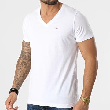 Tommy Hilfiger - Tee Shirt Original Jersey 4410 Blanc