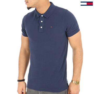 Tommy Hilfiger - Polo Manches Courtes Original 4266 Bleu Marine