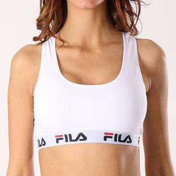 Fila - Brassière Femme FU6042 Blanc