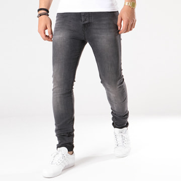 LBO - Jean Super Skinny Fit 72148 Denim Gris