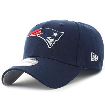 New Era - Casquette The League NFL New England Patriots Bleu Marine