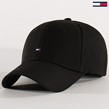Tommy Hilfiger - Casquette Classic BB AW0AW05080 Noir