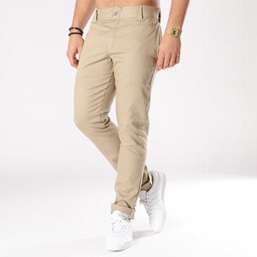 Dickies - Pantalon Chino Twill Work Beige