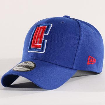 New Era - Casquette The League NBA Los Angeles Clippers Bleu Roi