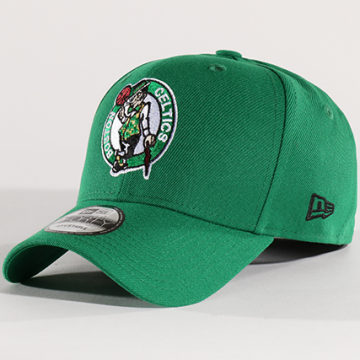 Casquette The League NBA Boston Celtics Vert