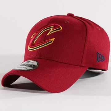 New Era - Casquette The League NBA Cleveland Cavaliers Bordeaux