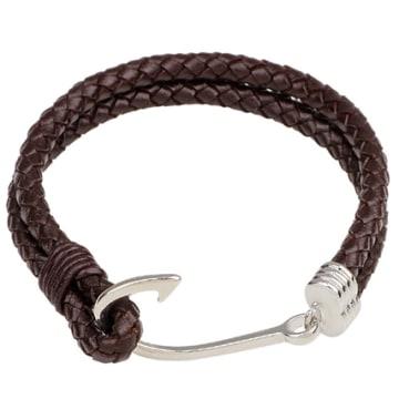 Bracelet Hook Marron