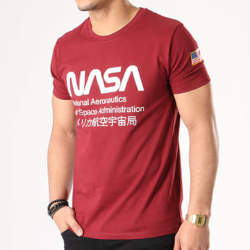 NASA - Tee Shirt Admin Bordeaux