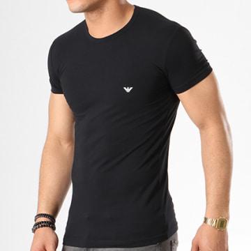 Emporio Armani - Tee Shirt 111035-CC735 Noir