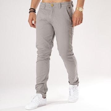 Blend - Pantalon Chino 20703472 Gris