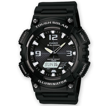 Casio - Montre Collection AQ-S810W-1AVEF Noir