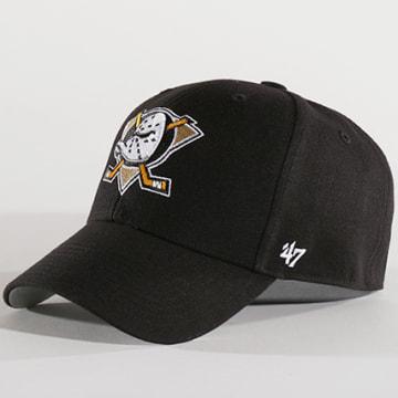 Casquette NHL Anaheim Ducks MVP 25WBV Noir