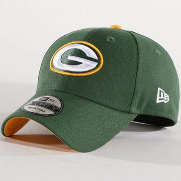 Casquette The League Green Bay Packers 10517884 Vert Kaki
