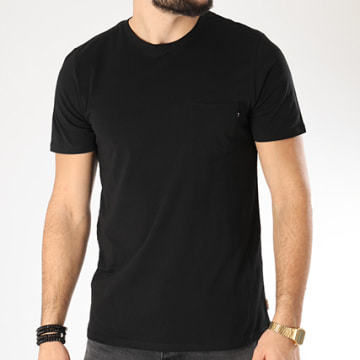 Jack And Jones - Tee Shirt Poche Pocket Noir