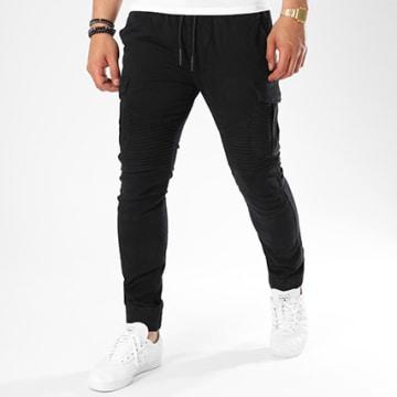 Jogger Pant 7667 Noir