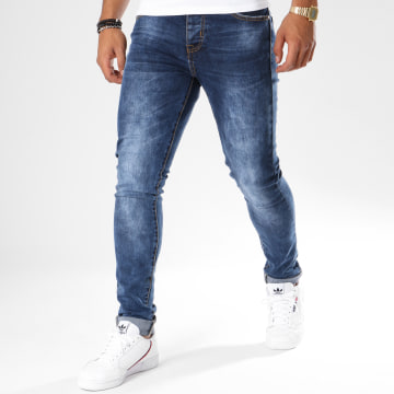 LBO - Jean Skinny 72210-1 Denim Bleu Medium