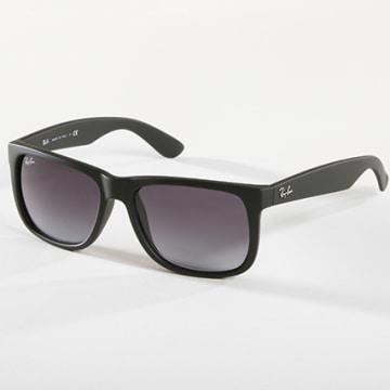 Ray-Ban - Lunettes de Soleil Justin Classic 4165 Noir
