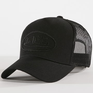 Von Dutch - Casquette Trucker Lof Noir