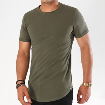 Uniplay - Tee Shirt Oversize UP-T311 Vert Kaki