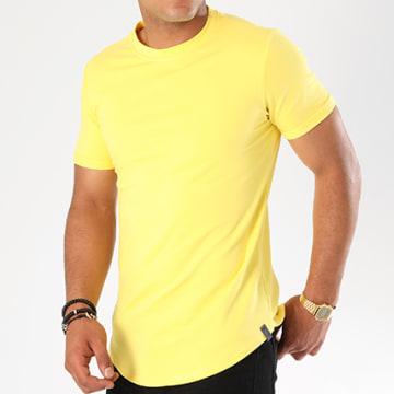 Uniplay - Tee Shirt Oversize UP-T311 Jaune