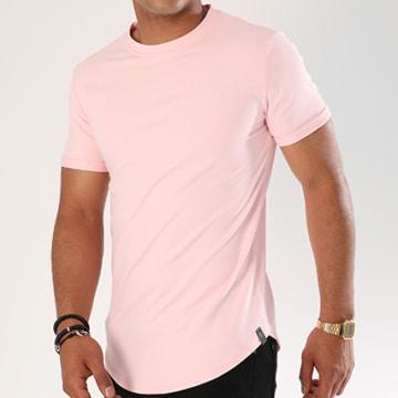 Tee Shirt Oversize UP-T311 Rose Clair