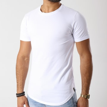 Uniplay - Tee Shirt Oversize UP-T311 Blanc