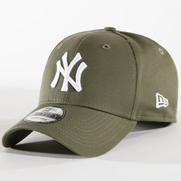 New Era - Casquette League Essential New York Yankees 80636010 Vert Kaki