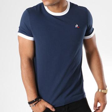 Tee Shirt Ess N4 1820552 Bleu Marine