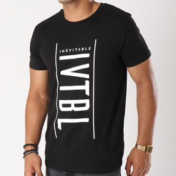 Tee Shirt Inévitable Noir