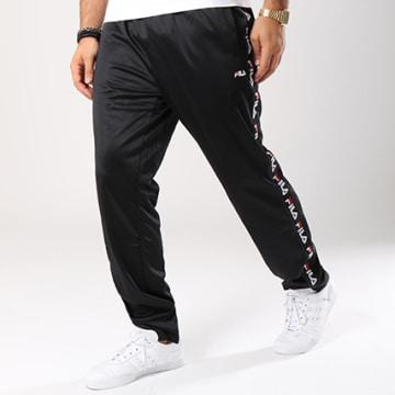 Pantalon Jogging Bande Brodée Tape 681868 Noir