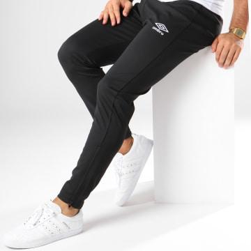 Umbro - Pantalon Jogging Print Core Noir Blanc