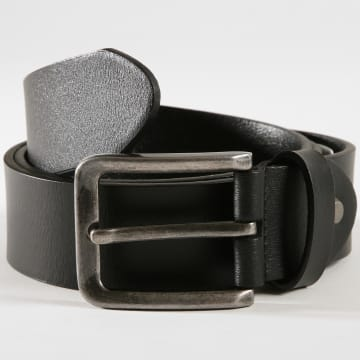 Only And Sons - Ceinture Charlton Noir