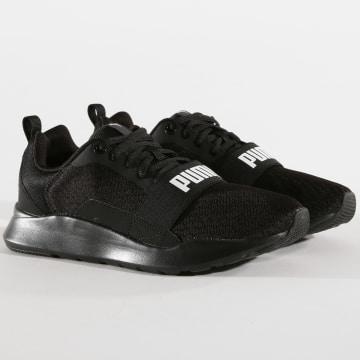 Puma - Baskets Wired 366970 01 Black