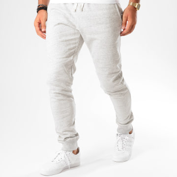 Blend - Pantalon Jogging 20706982 Gris Chiné