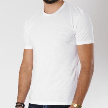 Celio - Tee Shirt Tebasic Blanc