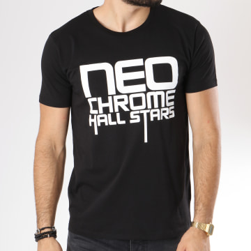 Neochrome - Tee Shirt Hall Stars Noir