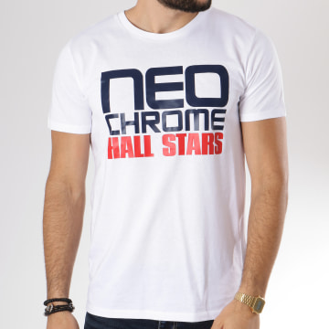 Neochrome - Tee Shirt Impact Blanc